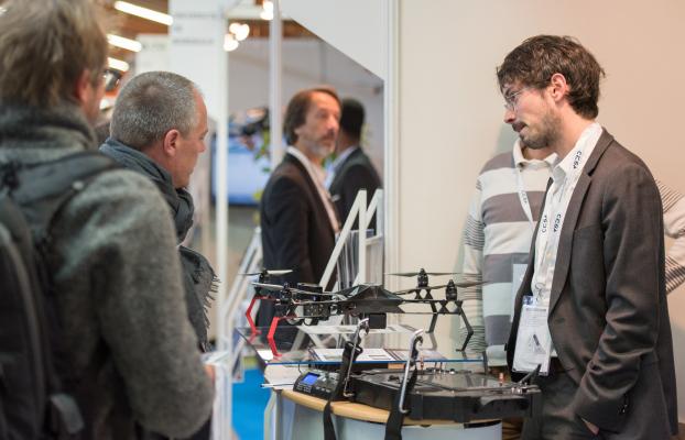 UAV SHOW - Exposition